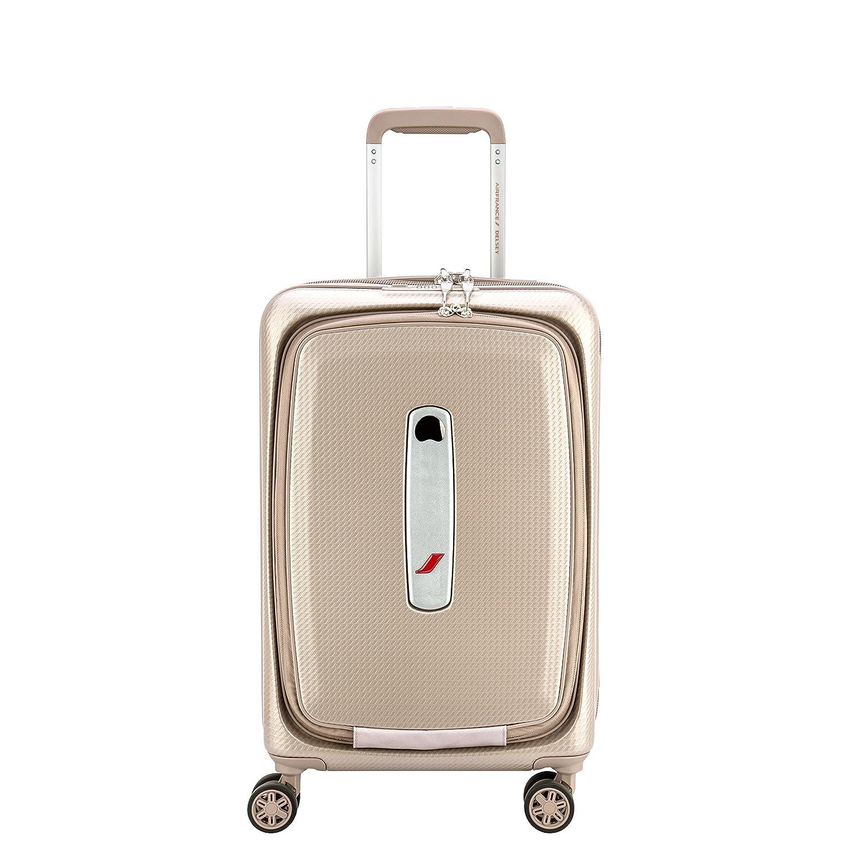 Marfil 42 Liters DELSEY Paris Air France Premium Equipaje de Mano 55 cm Ivoire