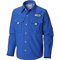 Columbia Sportswear Boy's Bahama Long Sleeve Shirt