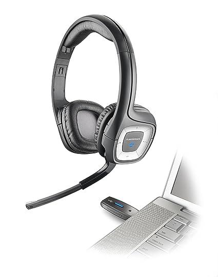 amazon com plantronics audio 995 usb multimedia headset with noise rh amazon com Plantronics Headsets Red Plantronics Headsets Red