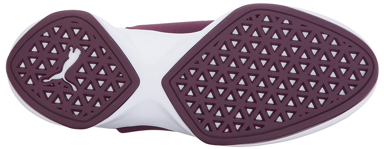 PUMA Women's Dare Wn Sneaker B01MRY25A8 9.5 M US|Dark Purple-dark Purple