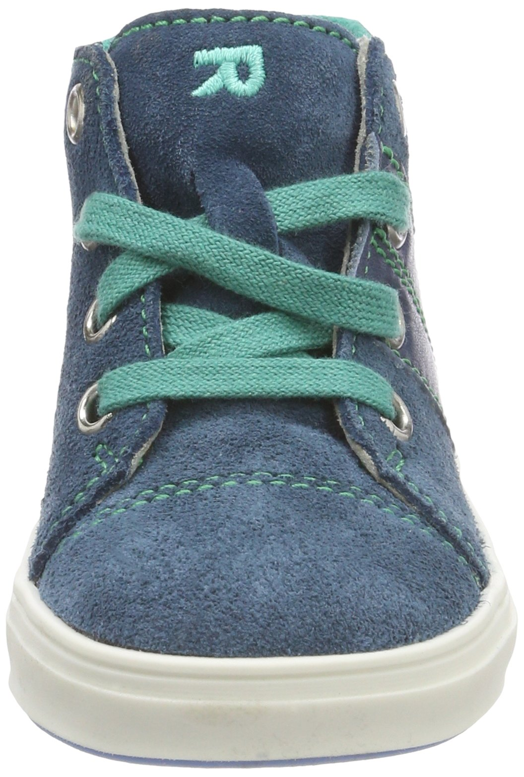 Richter Kinderschuhe Boys' Jimmy Derbys, Blue (Pacific/Menta 6701), 7.5 UK by Richter Kinderschuhe (Image #4)