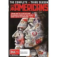 AMERICANS, THE SEAS: 3 (4 DISC)
