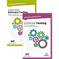 Automated Software Testing Interview Questions And Software Testing Interview Questions (Combo of 2)
