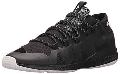 official photos 1916c 37b4b adidas Performance Womens Crazytrain Pro-Mid Cross Trainer,  BlackBlackWhite,