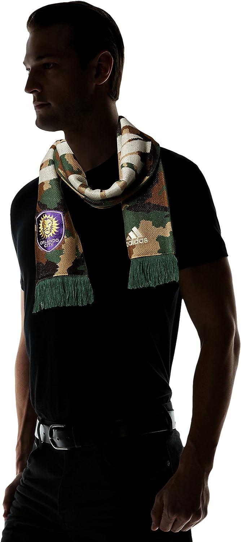 MLS Orlando City SC Adult Jacquard Scarf One Size Camo