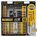 40-Pcs. Dewalt DWA2T40IR FlexTorq Impact Ready Screw Driving Set