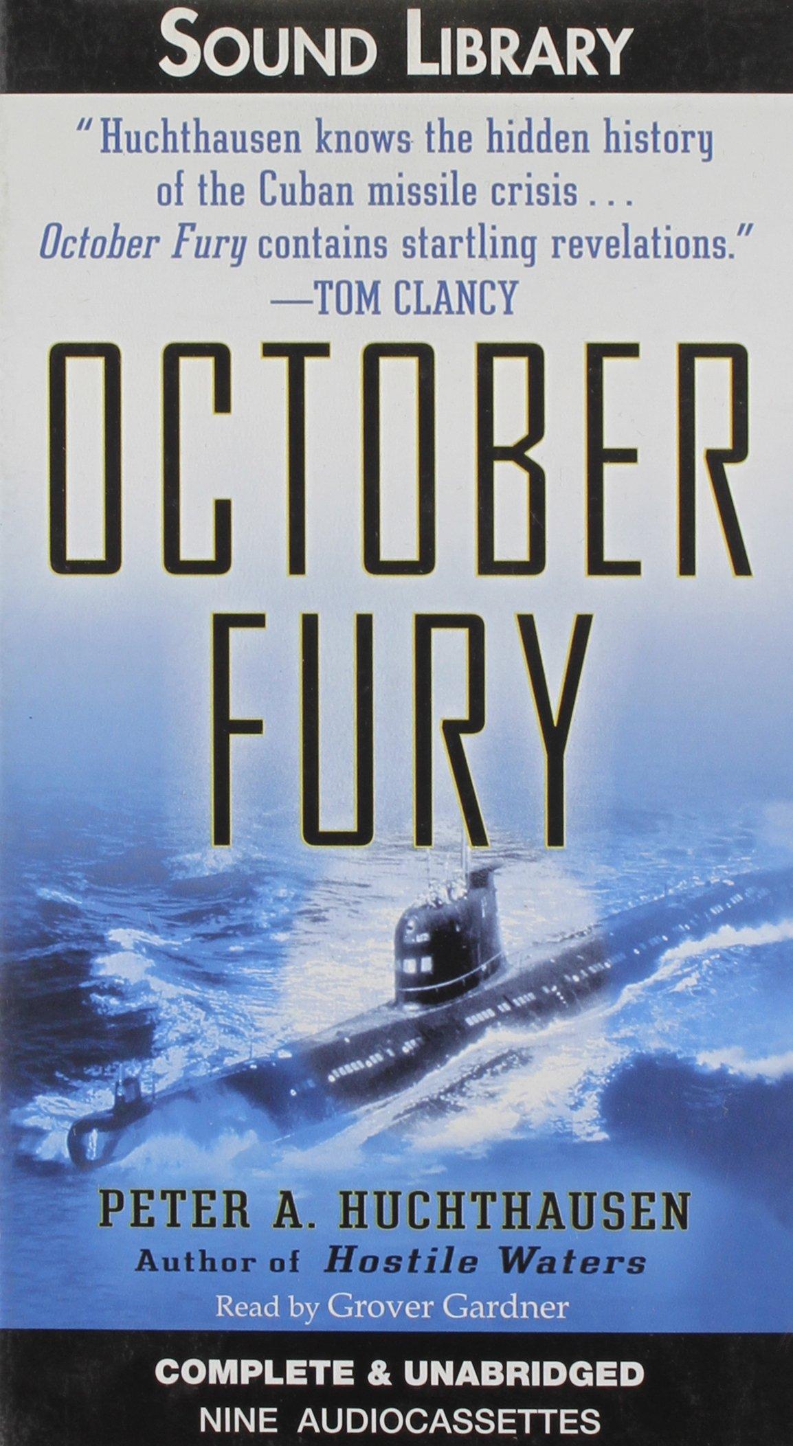 October Fury pdf epub