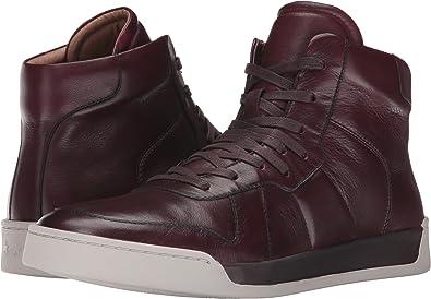 6603d3e55fcb Amazon.com  John Varvatos Mens Remy Hi Top  Shoes