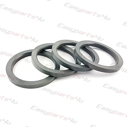 4 anillos de centrado