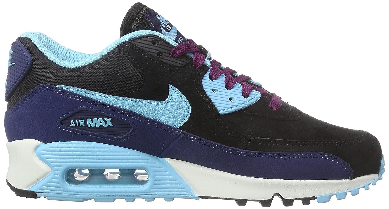 Air Damen 90 Max Nike Sneakers Wmns Lthr 6bfyY7g