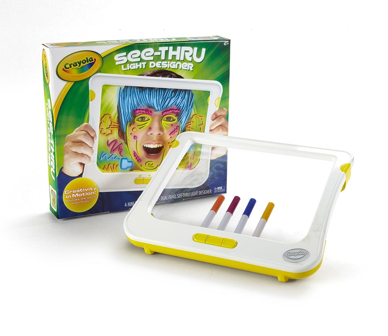 Crayola See Thru Light Designer (74-7051): Binney & Smith: Amazon ...