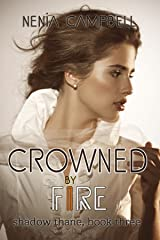 Crowned by Fire (Shadow Thane Book 3) Kindle Edition