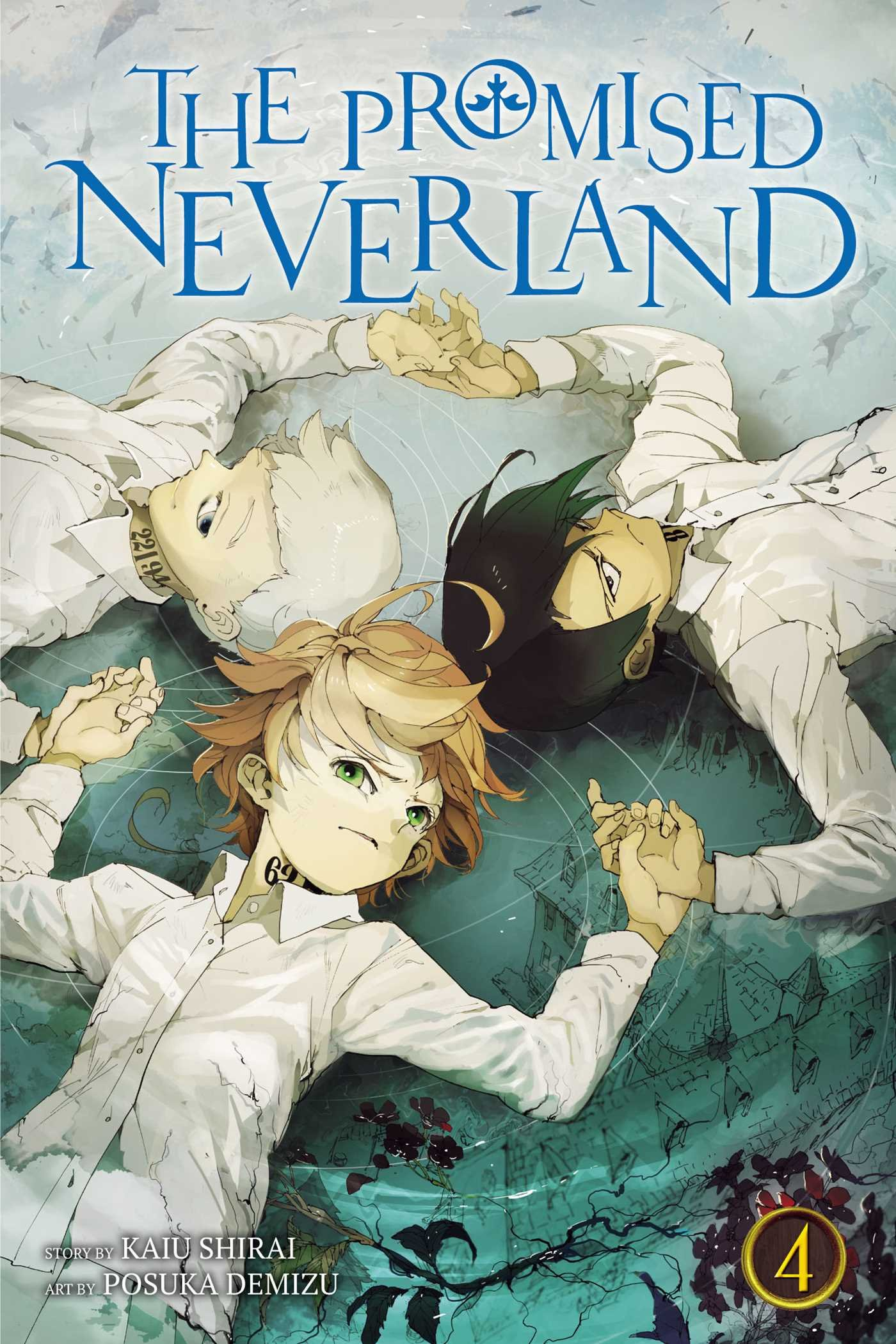 Amazon com: The Promised Neverland, Vol  4 (4