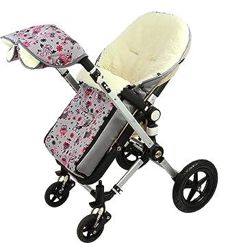 Baby Travel - Saco universal & - Calientamanos Set Fit ...