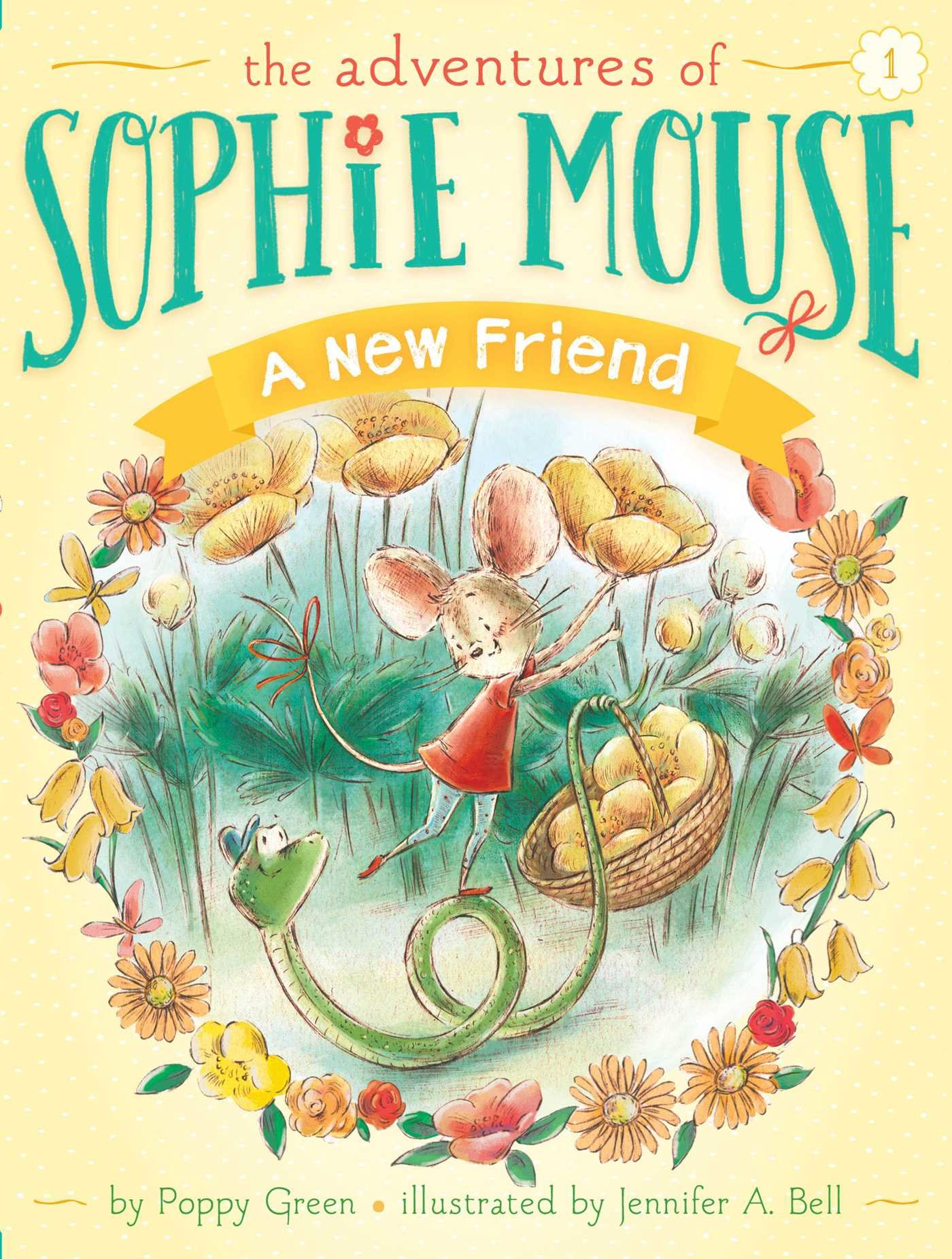 Sophie Mouse Book Cover