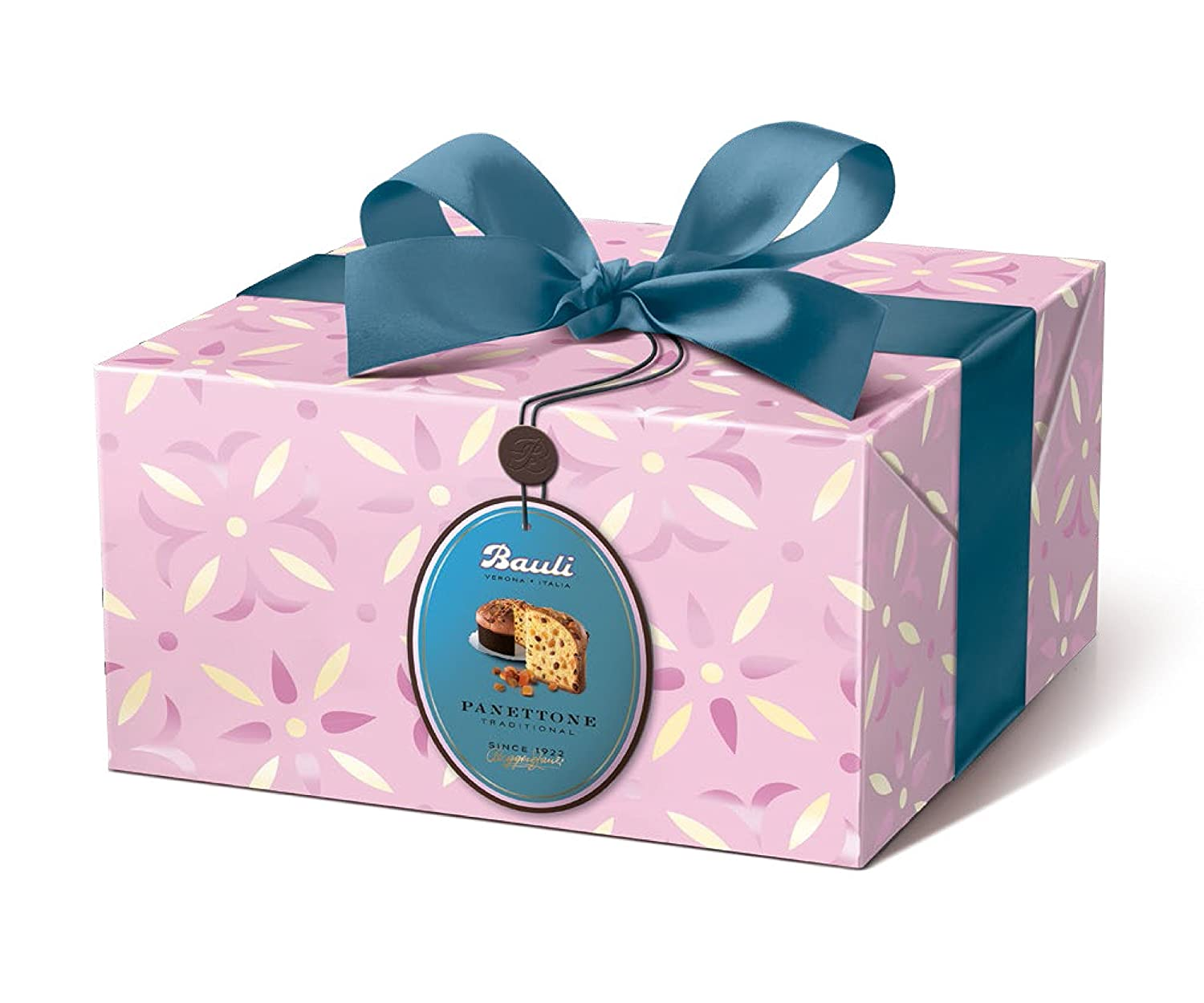 Bauli Panettone Traditional Hand Wrapped, 750 Gram: Amazon.com ...