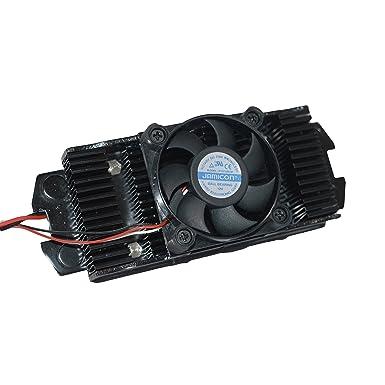 Electrobot JF0510B1Mtk Cpu Cooler with Heatsink and Peltier CPU Fans at amazon