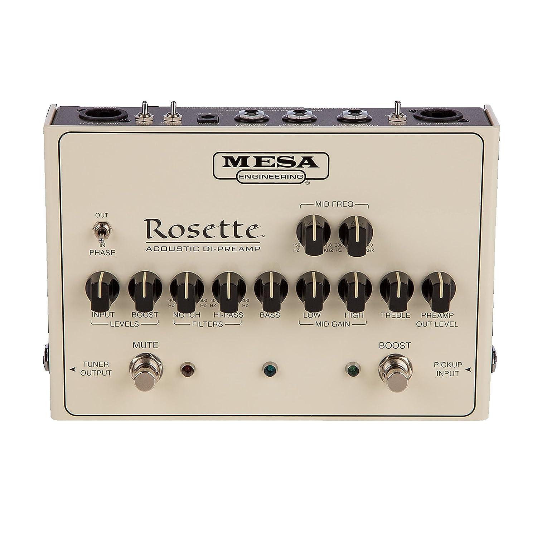 Mesa Boogie Rosette Acoustic DI Preamp · Efectos guitarra acúst ...