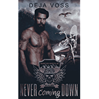 Never Coming Down: Mountain Misfits MC Book 1 (English Edition)