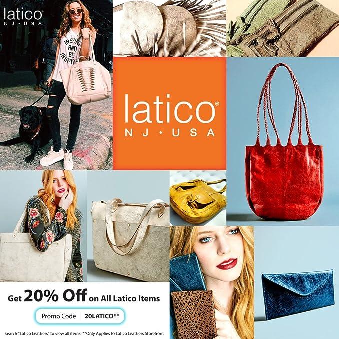 6c791524f58c Latico Alek Shoulder Bag , One Size, Authentic Luxury Leather, Designer  Fashion , For Office Or Travel
