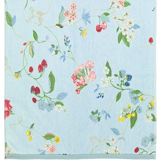 Pip Studio Toallas de Mano Hummingbirds Blue Toalla de Mano (55 x 100 cm: Amazon.es: Hogar