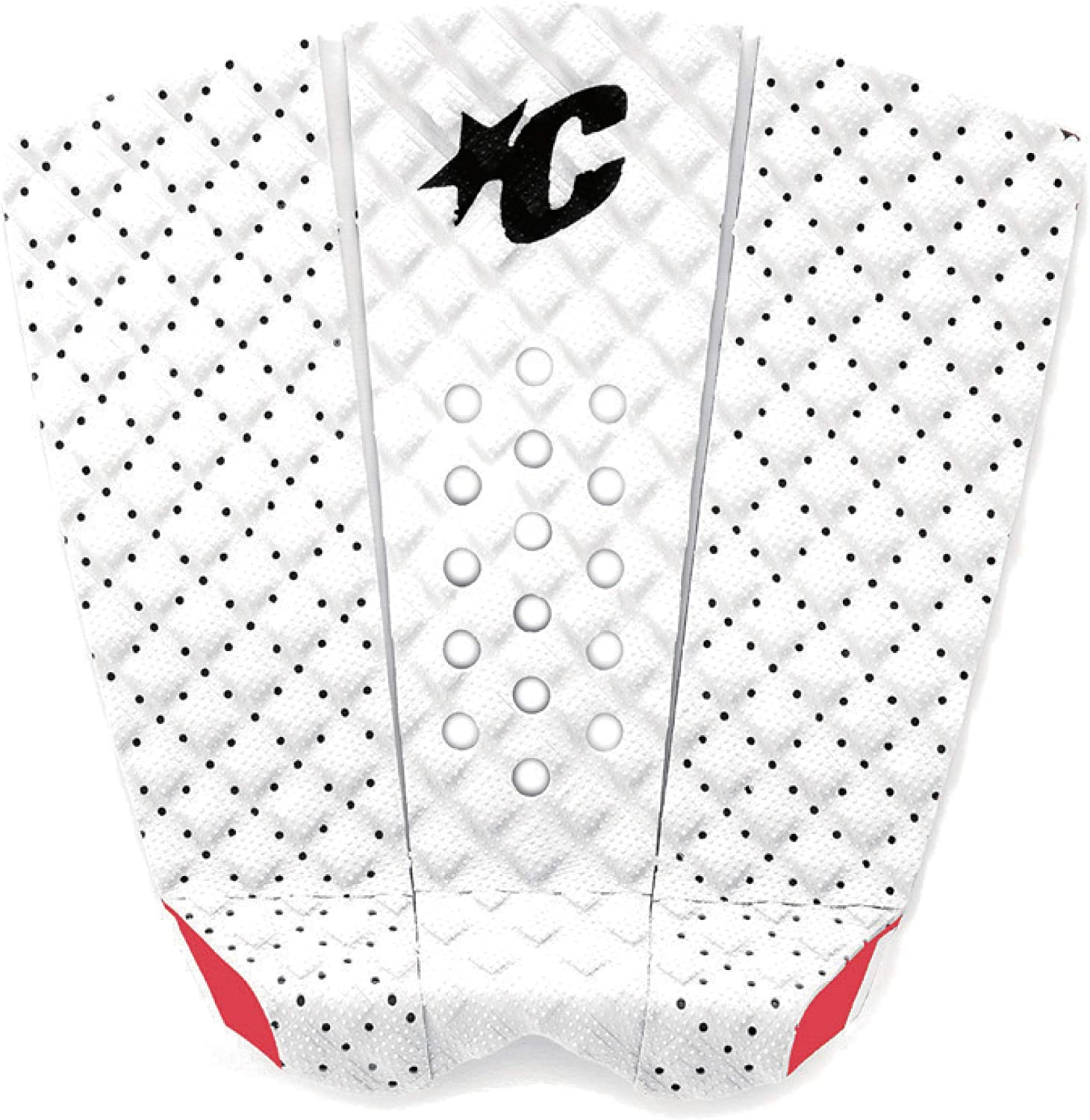 Creatures of Leisure Griffin Colapinto Lite Traction Pad White-Red-Blue
