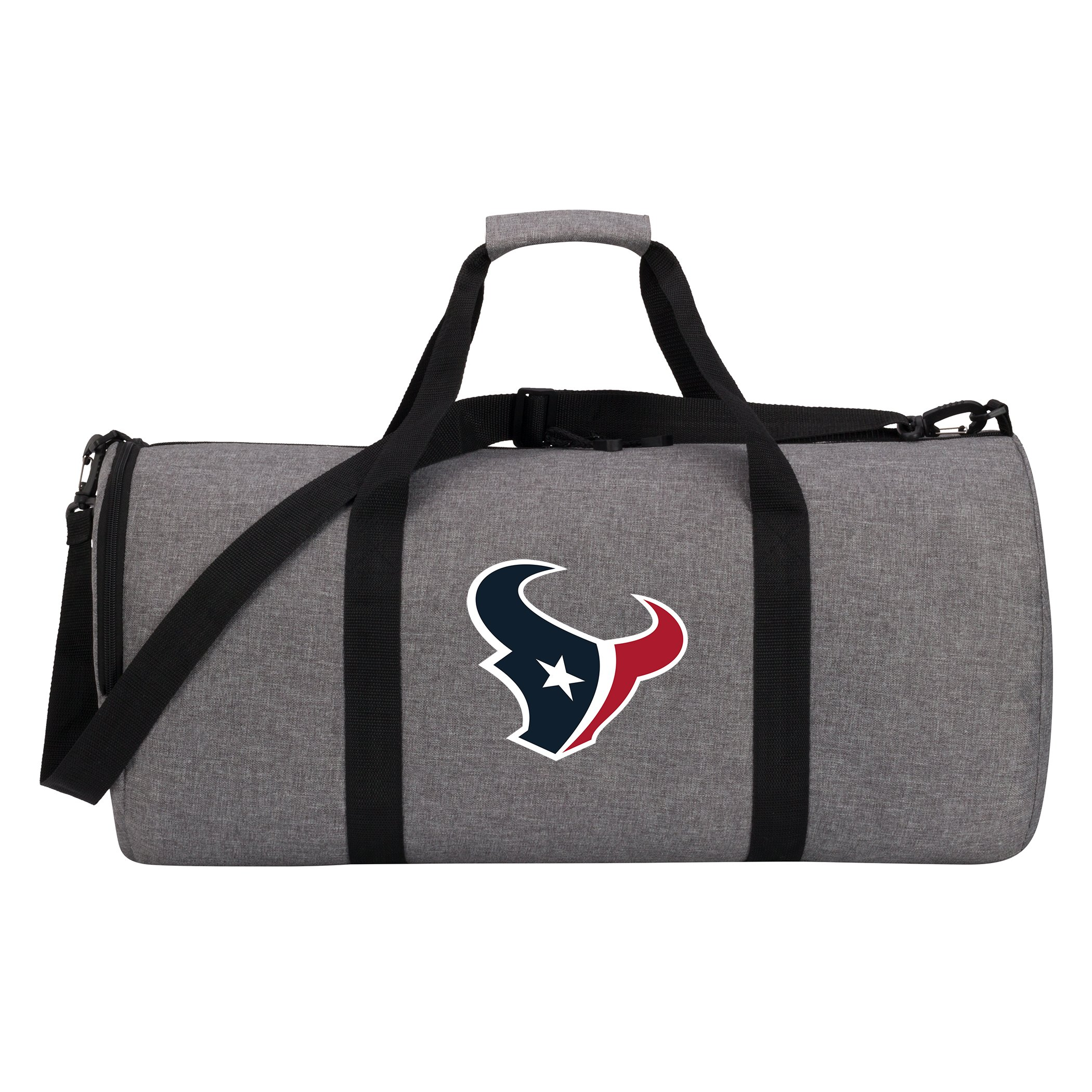 NFL Houston Texans ''Wingman'' Duffel''Wingman'' Duffel, Gray, One Size