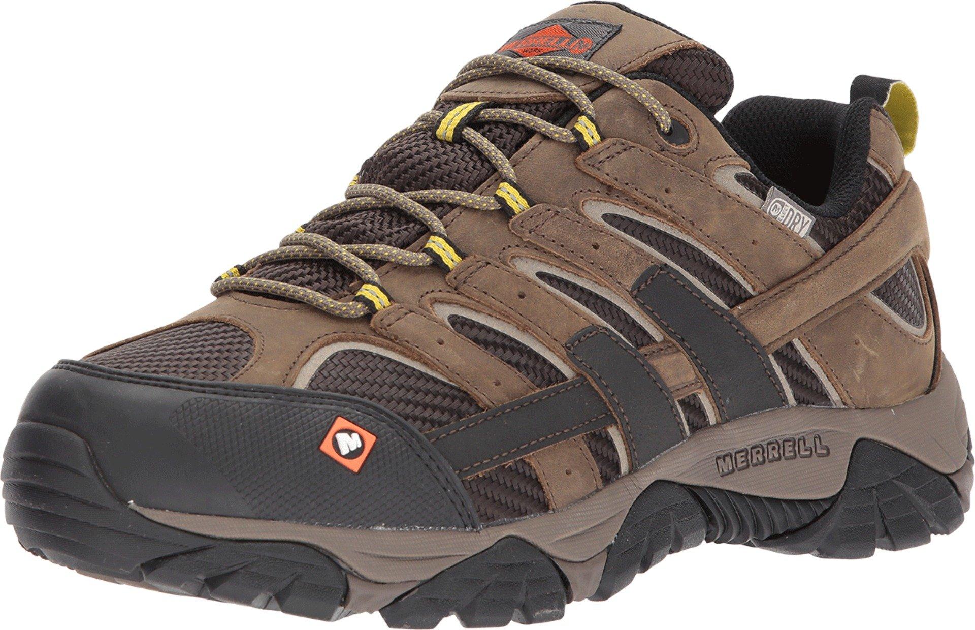 c934de2872c Merrell Men's Moab 2 Waterproof Hiking Shoe -