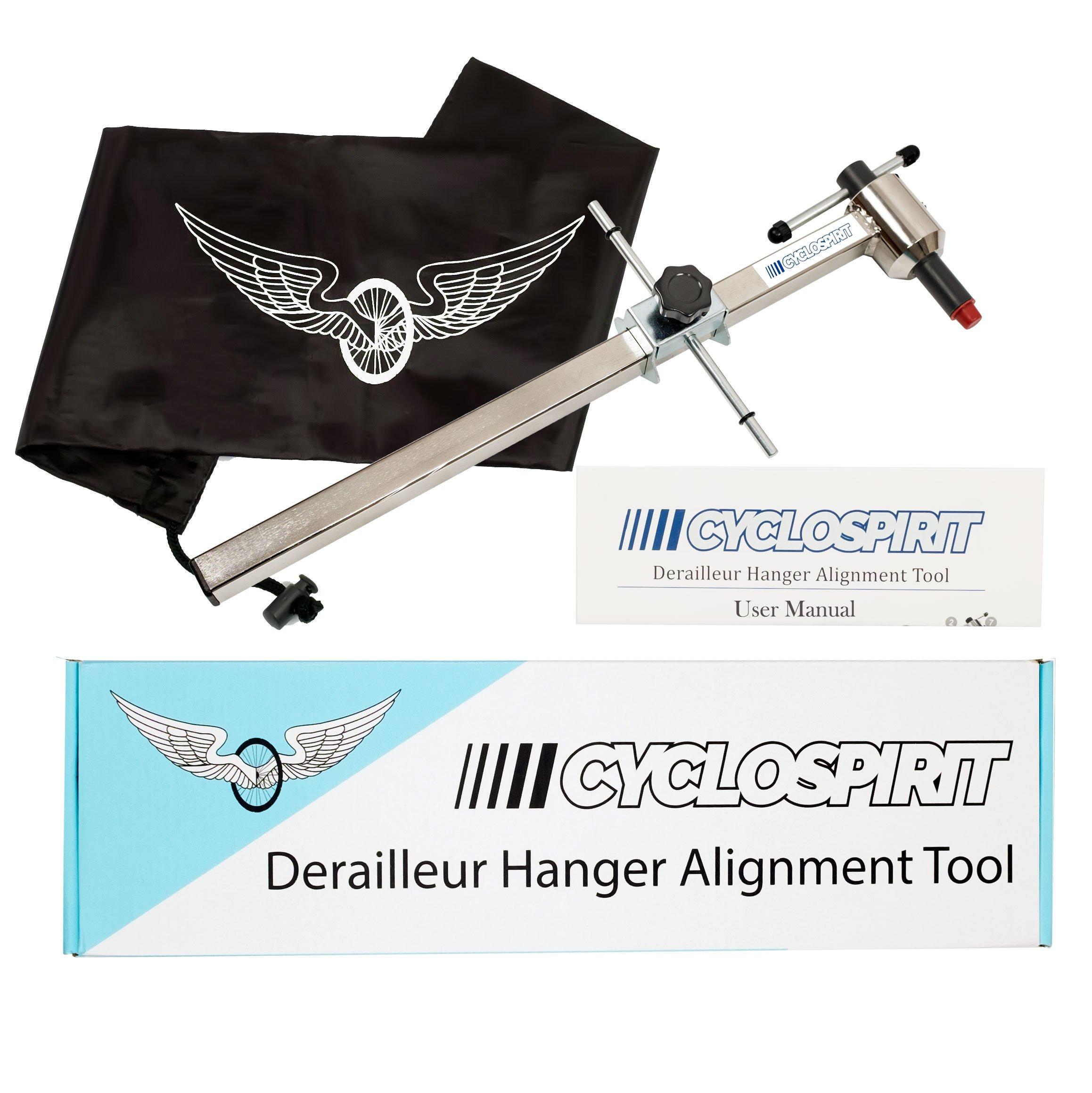 CycloSpirit Derailleur Hanger Alignment Gauge by CycloSpirit (Image #6)