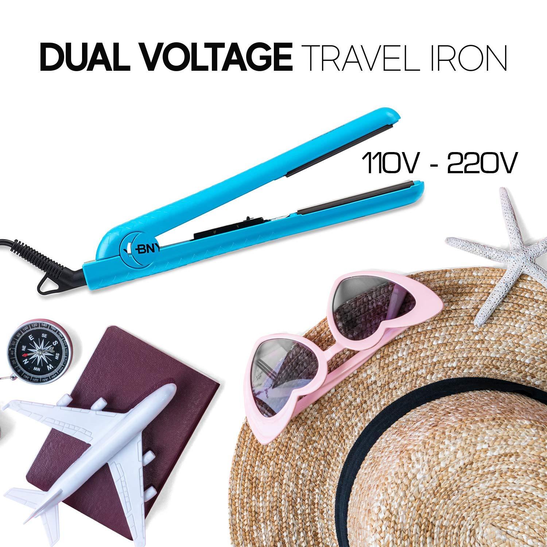 Duel Voltage Travel Iron