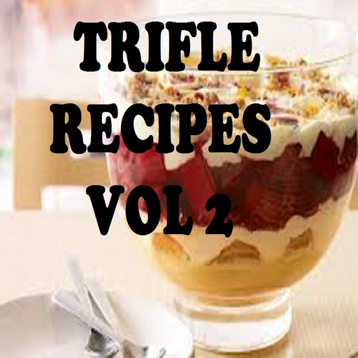 Trifle Recipes Cookbook Vol 2