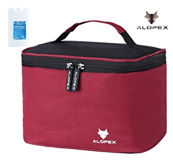 Image Unavailable. Image not available for. Color  Lunch Bag for Women ... 0941c245e4