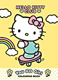 Hello Kitty You Go Girl Colouring Book