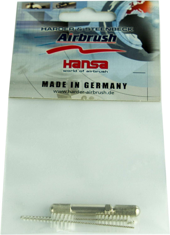 HARDER STEENBECK Kit 6 brosses a dents//brossettes Harder /& Steenbeck pour la...