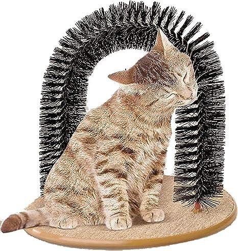 My Pet Ez Arco Masajeador para Gatos - 1 Unidad: Amazon.es ...