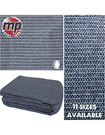 MP Essentials – Carpa de Suelo Tejida Resistente a la Intemperie y a la putrefacción, Color