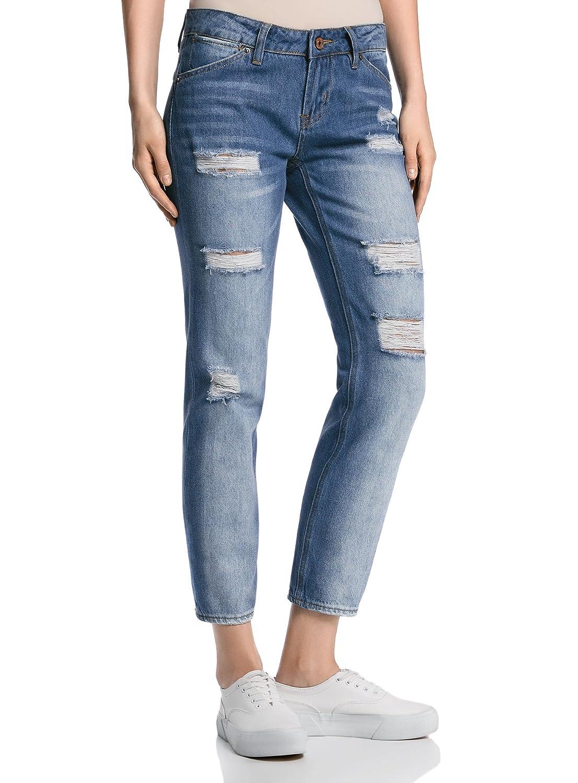 oodji Ultra Donna Jeans Boyfriend Strappati RIFICZECH s.r.o. 12106142-1