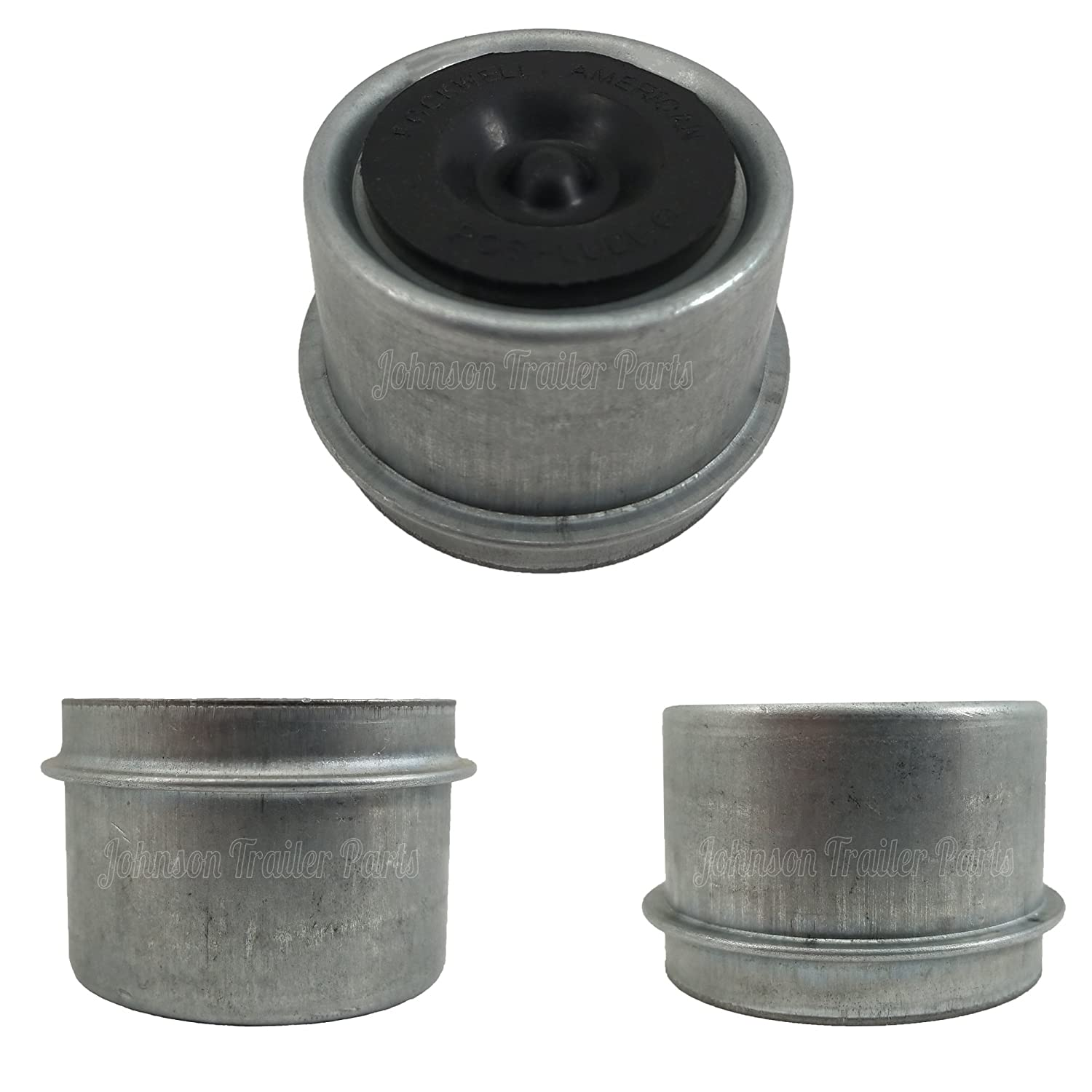 Posi-Lube Grease Cap Set Fits Most 2,000 to 3,500 lb Axles 1.98 OD