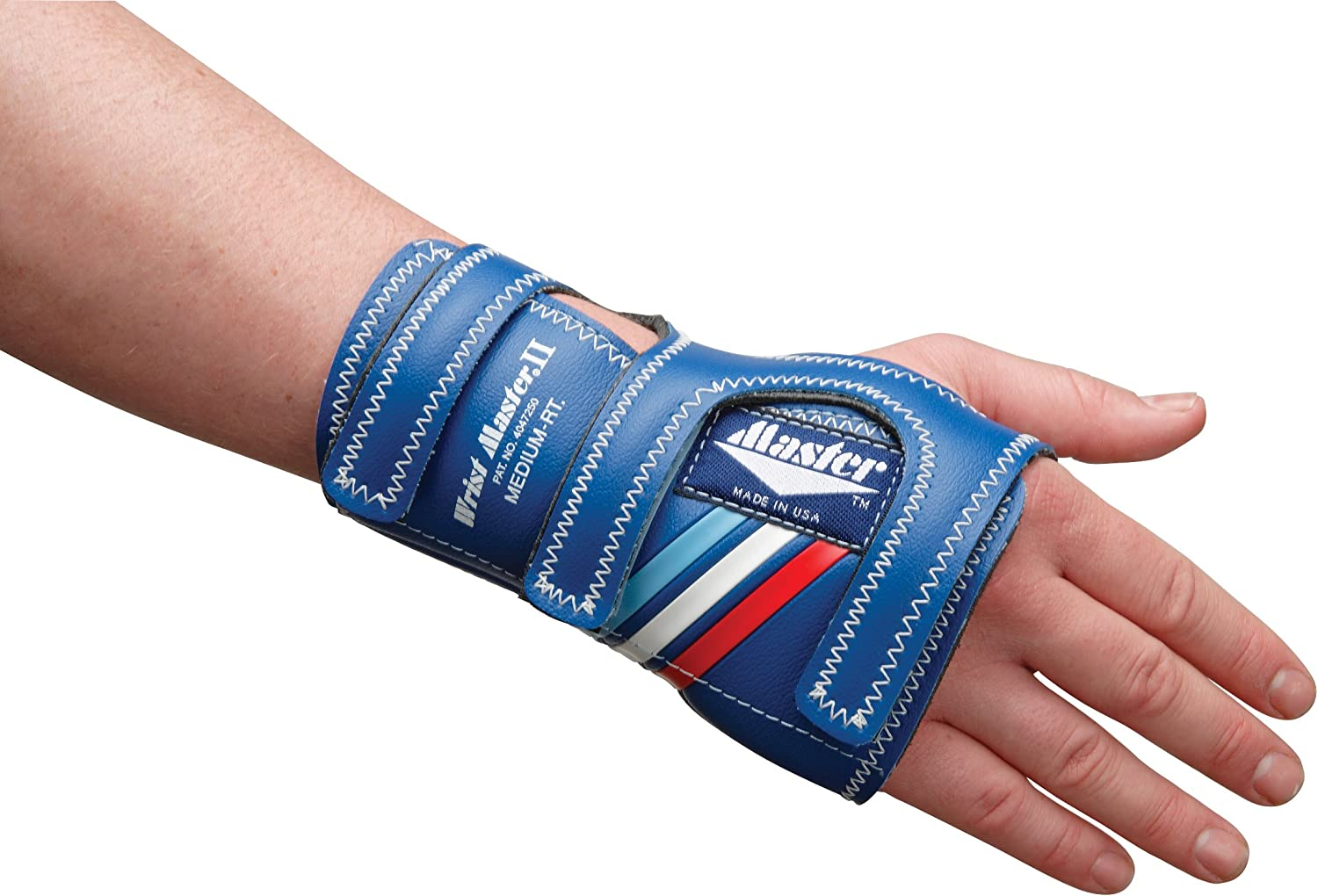 Master Industries Womens Wristmaster Bowling Gloves Right Hand Colors may Vary Medium