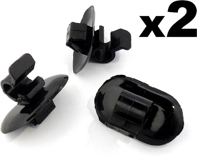 2 X Kühler Stay Halter Clips Für Kühler Halter Stange 7928 34 6992 P3 Auto