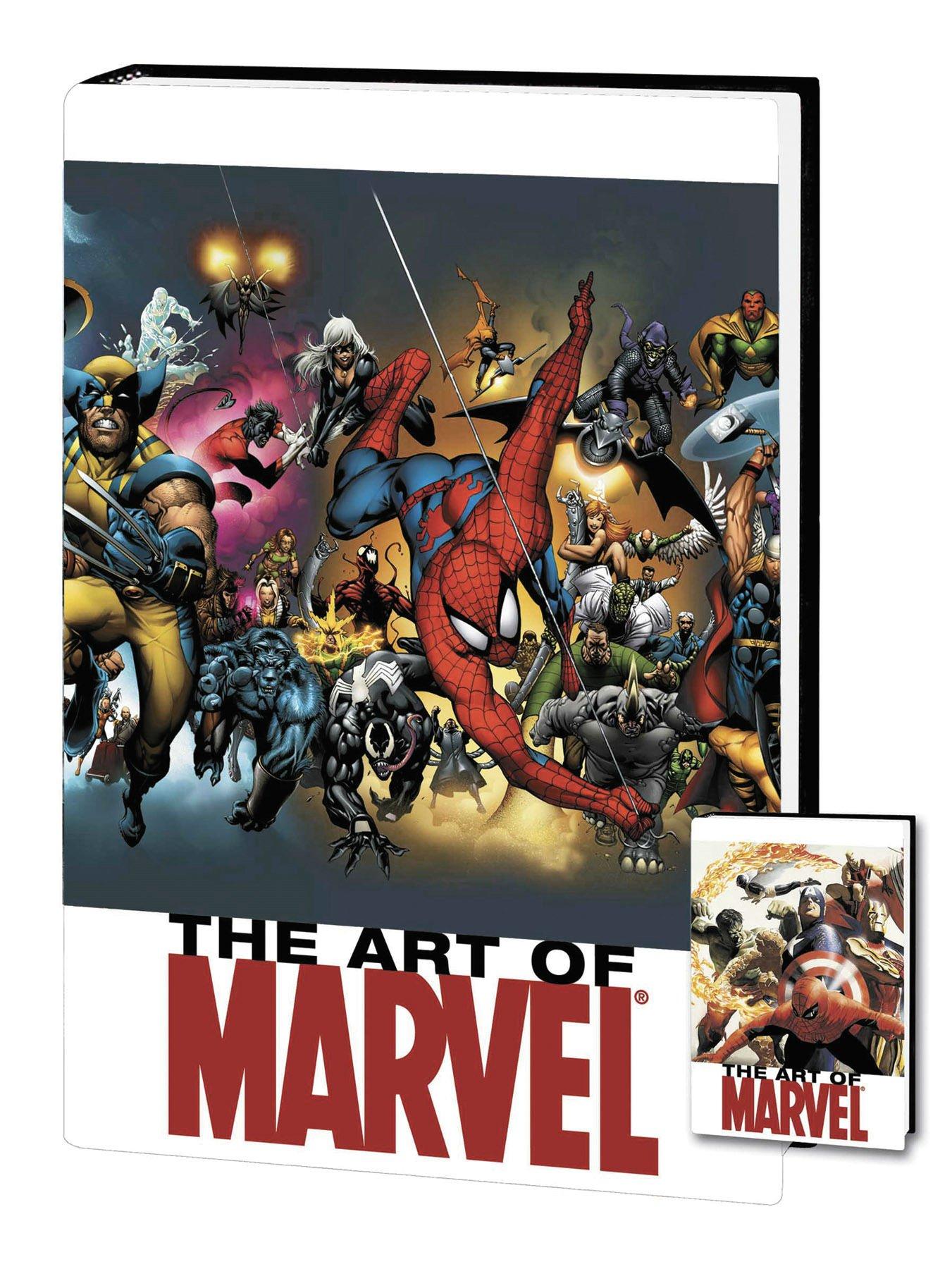 Art Of Marvel Comics Volume 2 HC (Marvel Heroes) pdf