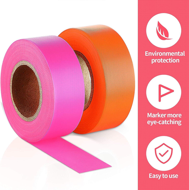 2 Stage order M Neon antirutschband ruban adhésif orange 25 mm largeur Fluorescent