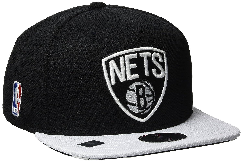 adidas Flat Cap Nets - Gorra Unisex, Color Negro/Blanco, Talla OSFM 4056558188512