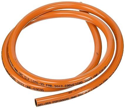 ESPIROGAS UNE 53539/90 - Manguera flexible butano KIT 1,5 m ...