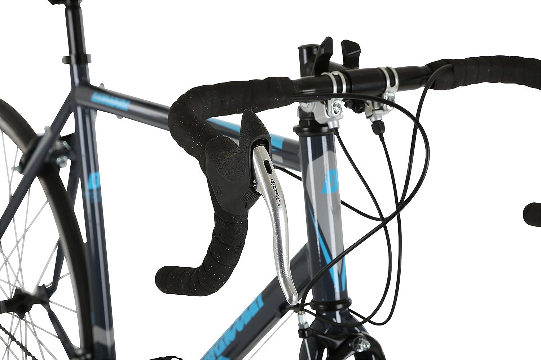 Barracuda Corvus – Bicicleta 700 C 14 Velocidad para Bicicleta de ...