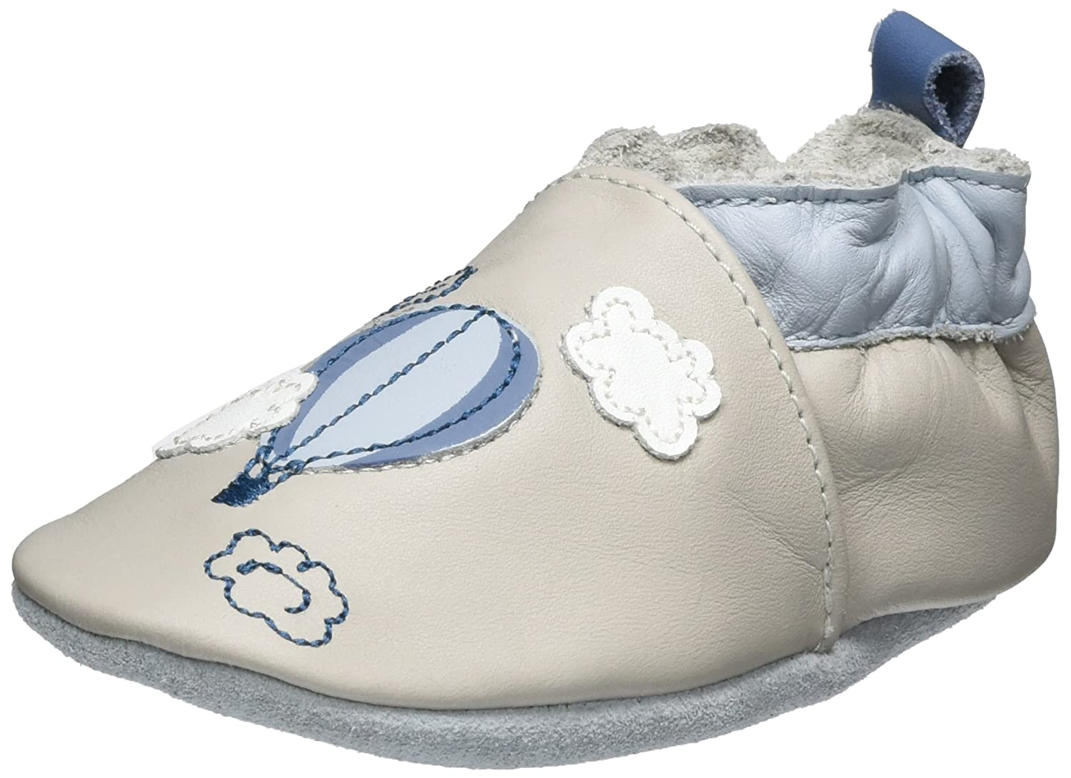 Robeez Baby Boys' in The Sky Slippers 565970-10