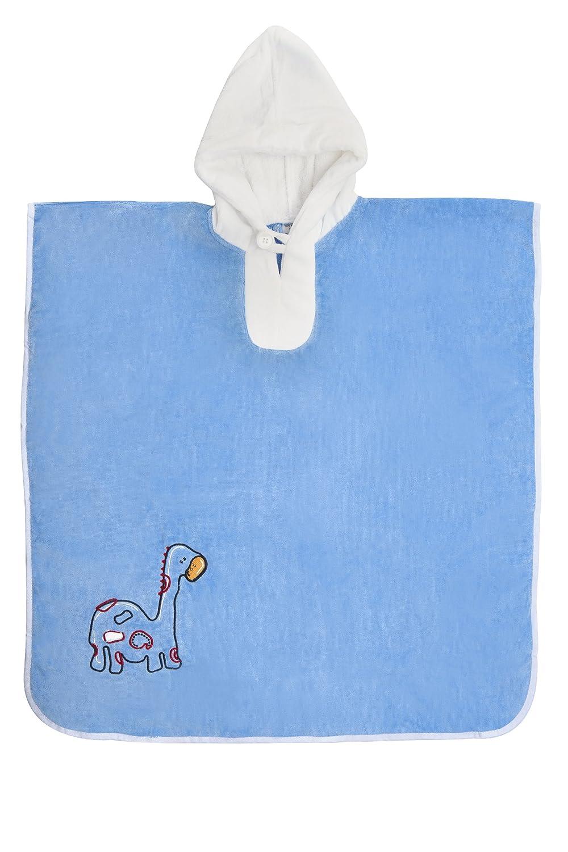 Slumbersac Kids Hooded Bath Poncho Towel (5-8 Years, Pink Fairy) PON800-3