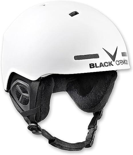 Black Crevice Casco da Sci