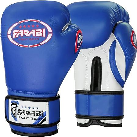 RDX Bambini Boxe Formazione Pads Guanti Junior MMA Muay Thai Focus Mitts Kickboxing