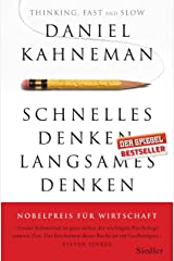 Schnelles Denken, langsames Denken (German Edition) Kindle Edition